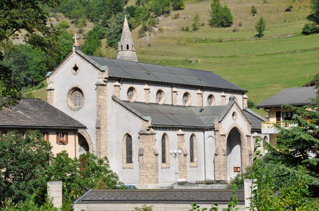 Église d'Orsières