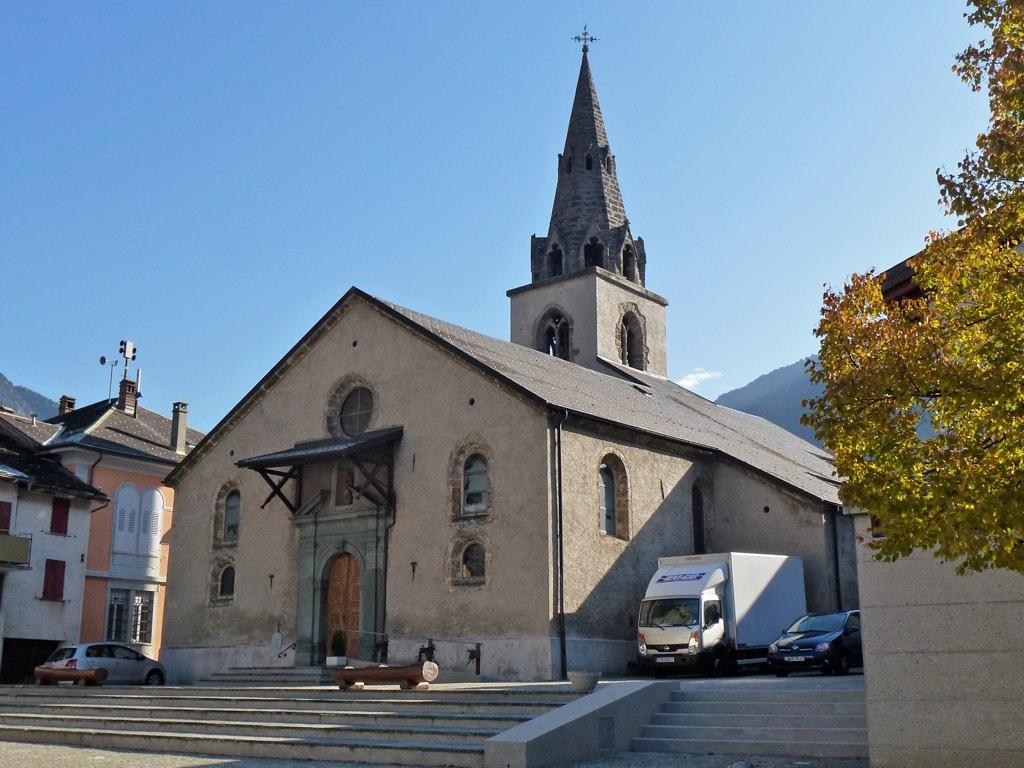 Église de Sembrancher