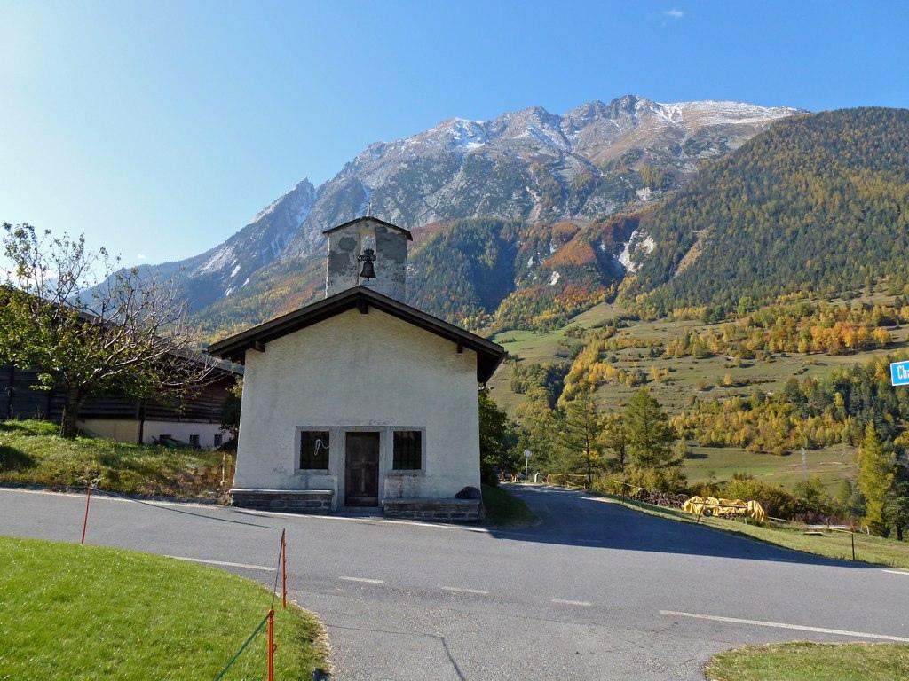 Chapelle de Chamoille