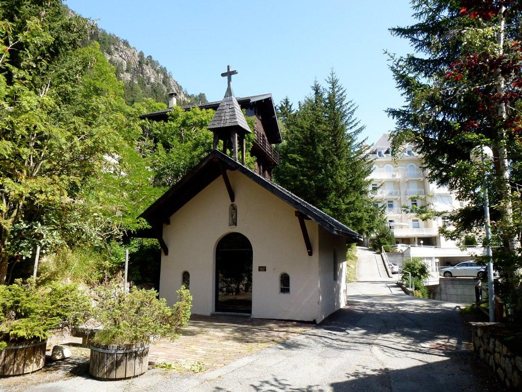 Chapelle de la Nativité, Champex-Lac