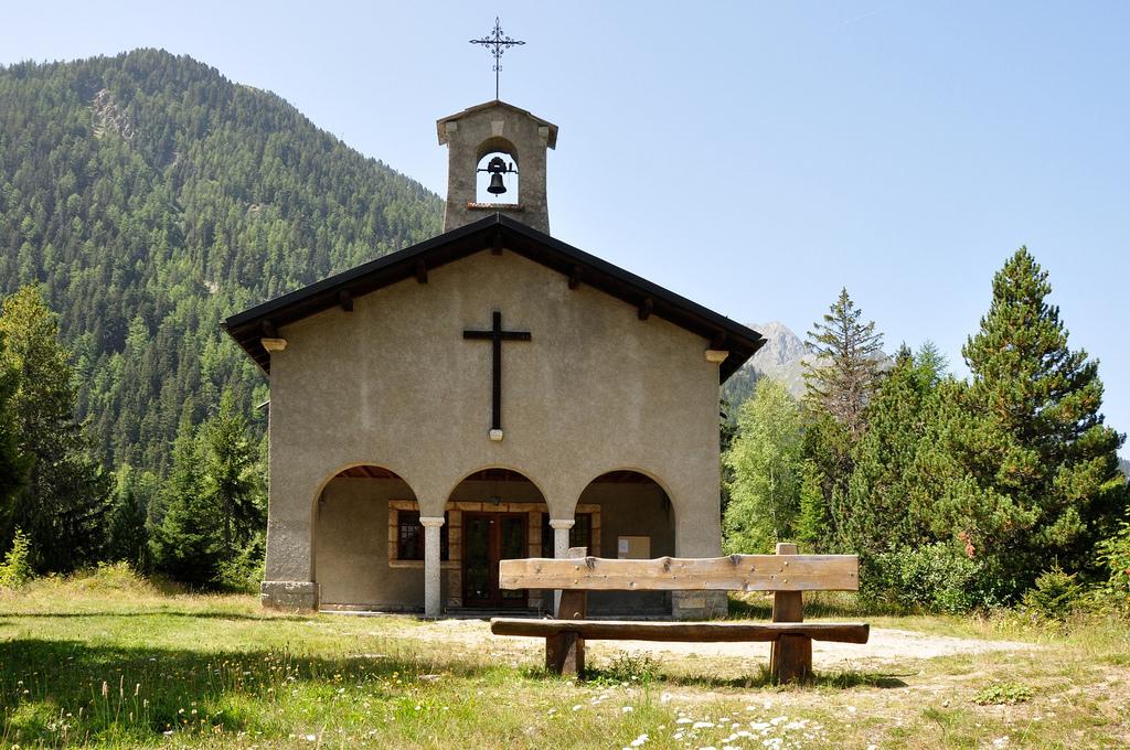 Chapelle de Champex-Lac