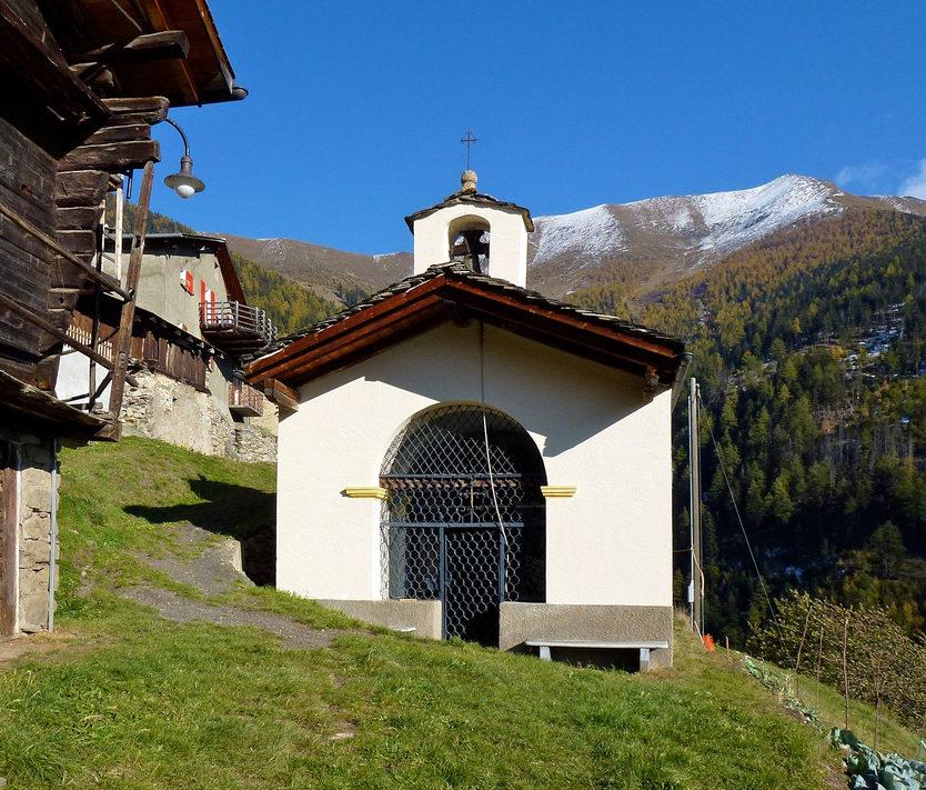 Chapelle de Commeire