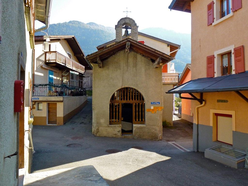 Chapelle de La Garde