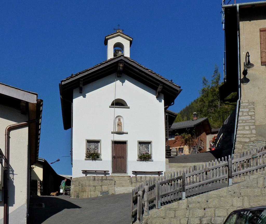 Chapelle de la Rosière