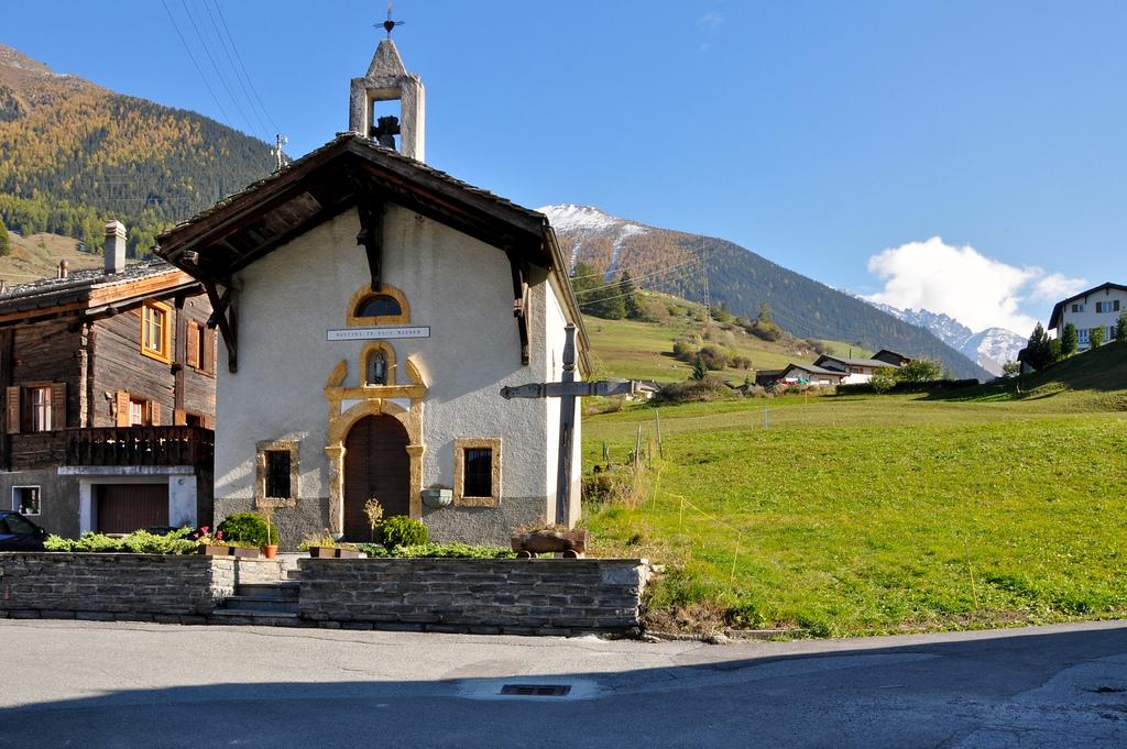Chapelle de Rive-Haute