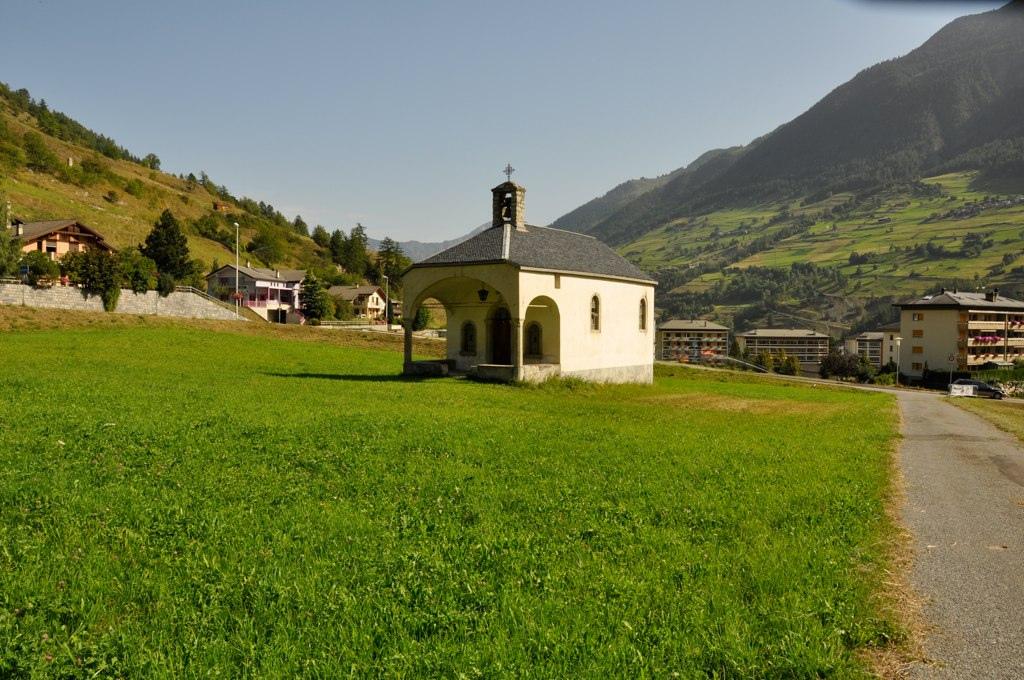 Chapelle Saint-Eusèbe