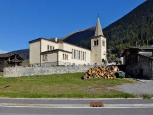 Eglise de Liddes