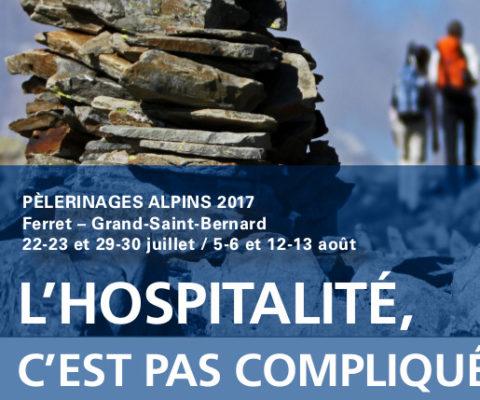 Pèlerinages alpins 2017