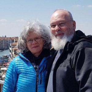 Cathy et Gérald Crettaz