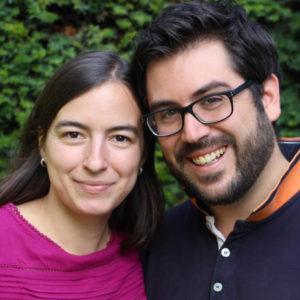 Régine et Mathias Rambaud
