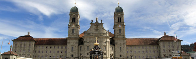 Pèlerinage diocésain – Einsiedeln